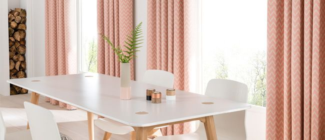 salmon-curtain-dining-room-horizon-salmon