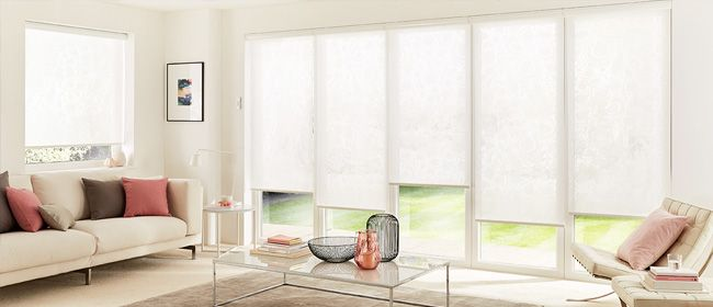 white-roller-blind-living-room