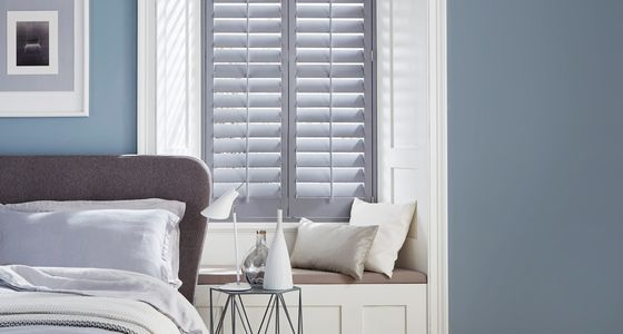 House-Beautiful-Storm-Grey-shutters-bedroom -