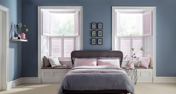 House-Beautiful-Chalk-Pink-shutters-bedroom -