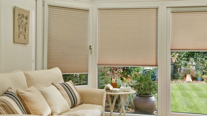 Elba-Bisque-Pleated-blind