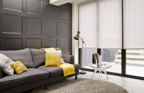 Candra-Pewter-Roller-blinds
