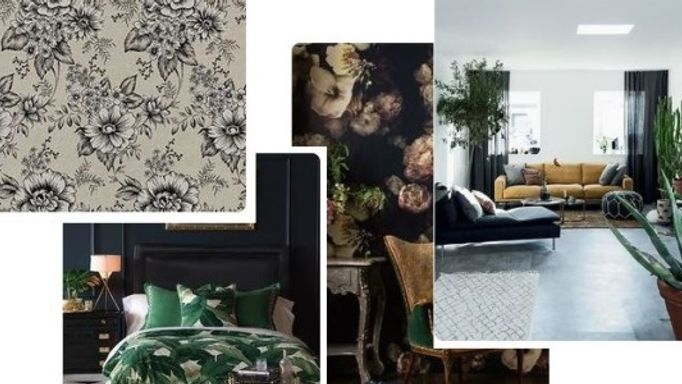 Botanical influences Pip McCormac Pinterest
