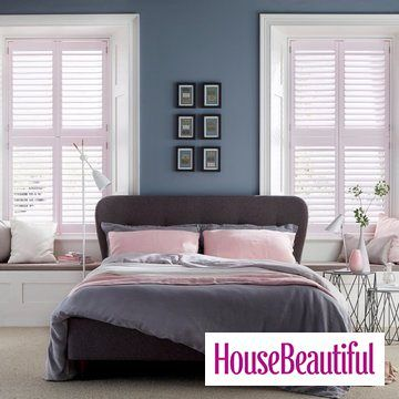 Chalk-pink-house-beautiful-full-height-shutters