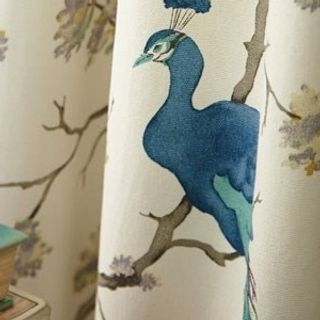 bird-parade-teal-curtains