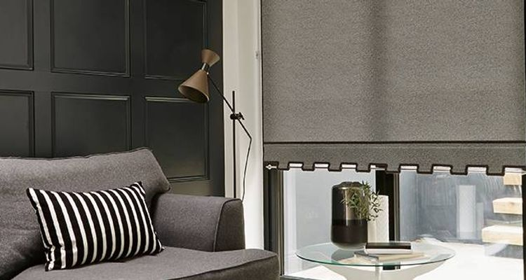 roller blinds - february sale - grey roller - living room - acacia charcoal.jpg