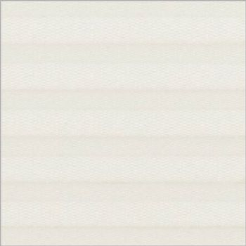 Soft white coloured fabric swatch