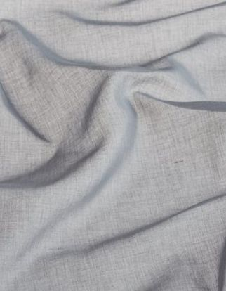 Light grey swirling fabric
